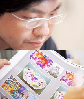 富士精版印刷のワークフロー