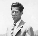 創業当時の石川会長